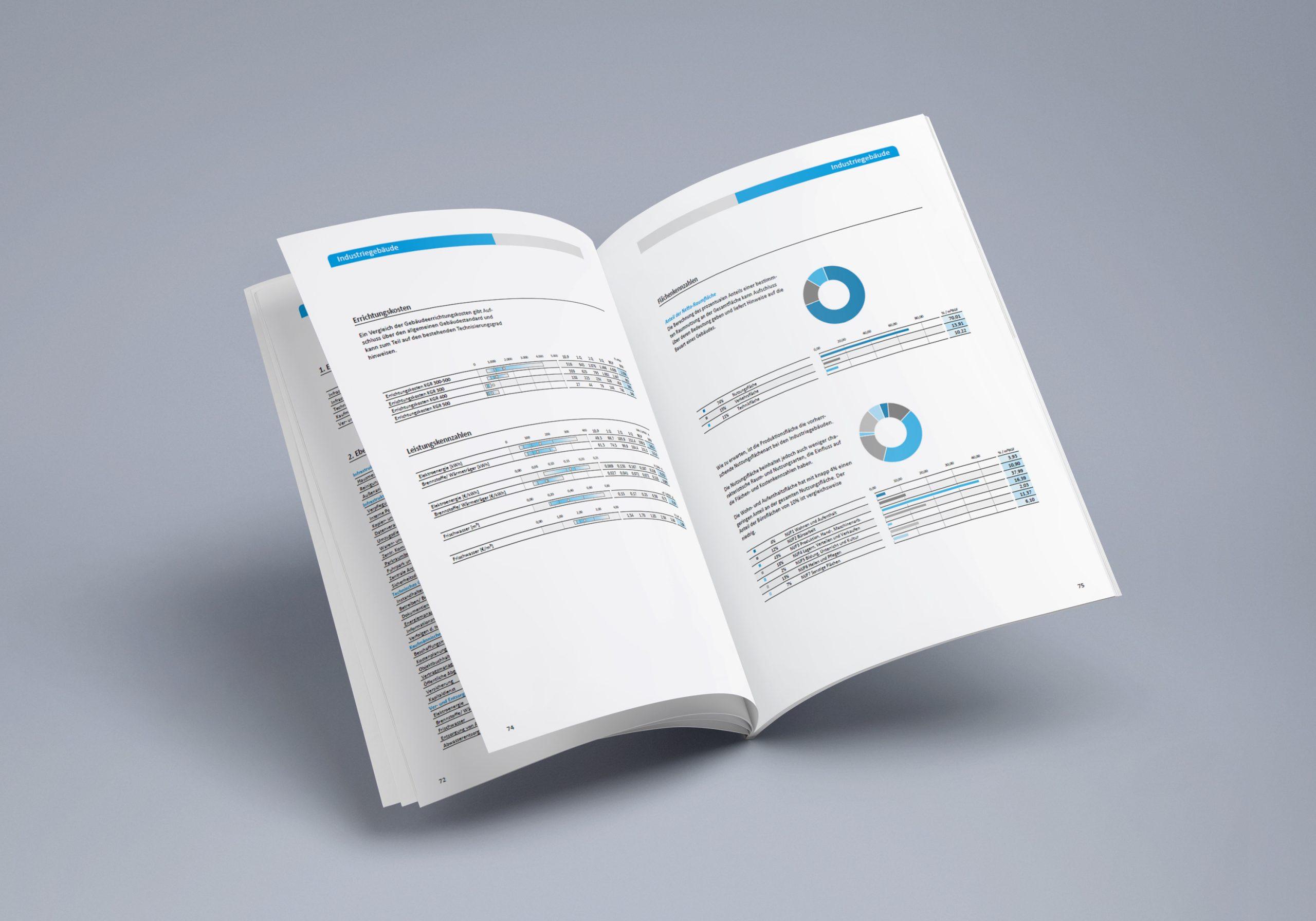 Blick in den fm.benchmarking Bericht 2020